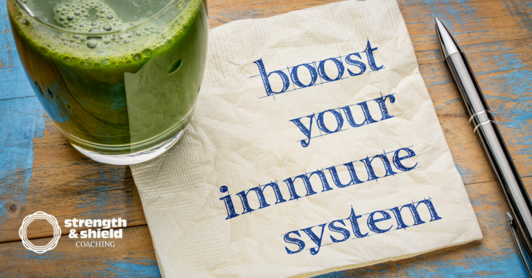 4 Actions To Boost Your Immune System