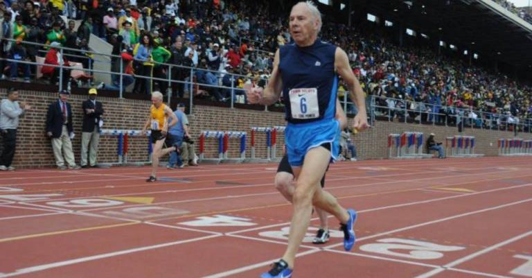 Running to Win Part 3: Run w/ Chaplain Camp