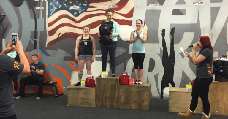 Run to Win Part 2: First CrossFit Competition